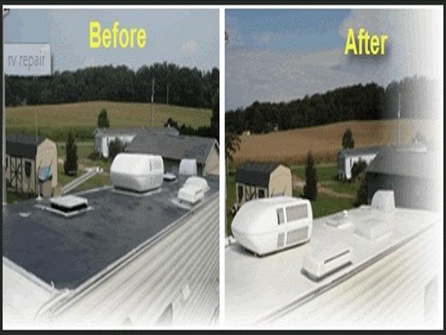 Rv Water Damage Repair How To Repair Rv Water Damage